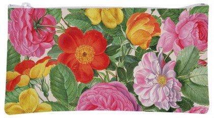 Pochette cosmétique knaut Schi 'Étui de roses en le Nassau Florilegium'