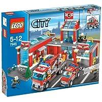 Lego City 7945 - Feuerwehr-Hauptquartier