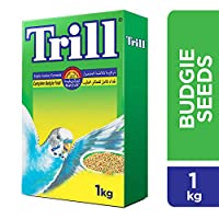 Trill Budgie Seed, 1kg