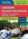 Gendarme adjoint volontaire - 2018-2019 par Boismoreau