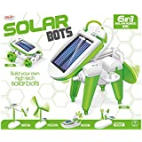 Toyrific 6-in-1 Solar Bots Robo Kit