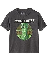Minecraft Creeper Rétro T-shirt pour homme