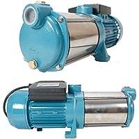 Pompe d'arrosage POMPE DE JARDIN pour puits 1800 W 400V 150l/min pompe à eau de surface