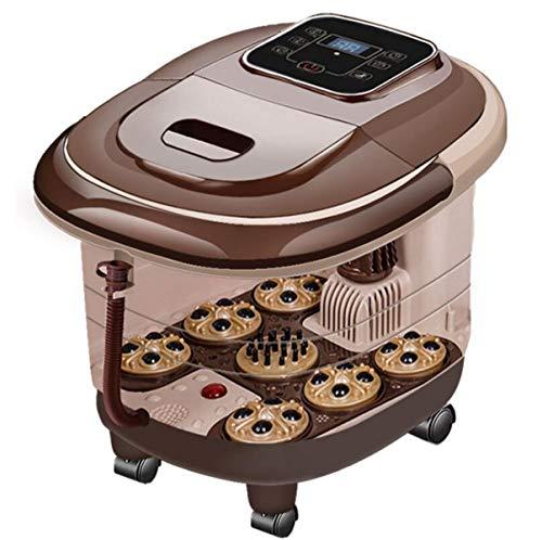 Máquina automática pie hogar baño pie barril profundo