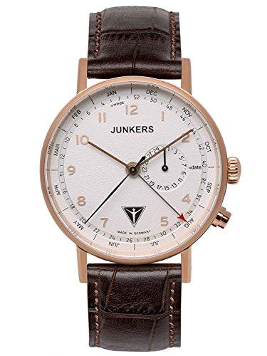 Junkers Eisvogel F13 Multifunction Mens Watch 6736-4