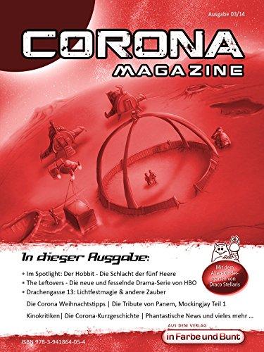 Corona Magazine 03/2014: Dezember 2014: Nur der Himmel ist die Grenze