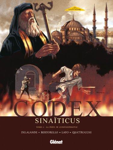 Codex Sinaïticus, Tome 2 : La piste de Constantinople
