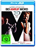 Bei Anruf Mord  (inkl. 2D-Version) [3D Blu-ray] -