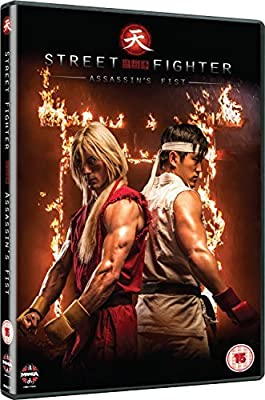 Street Fighter: Assassin's Fist [DVD] by Mike Moh