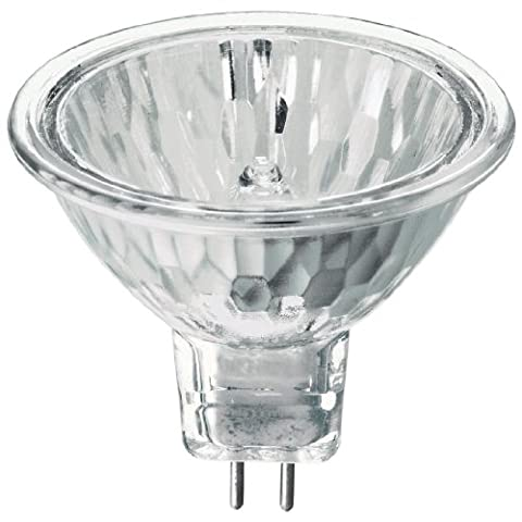 x10 MR16 GU5.3 12V 35w MR16 Halogen Dimmable Dicrhoic Reflector Light Bulbs 1200 Lumens - by TCP