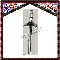 Deluxe Scozzese Highland Cardo Spada Kilt Pin