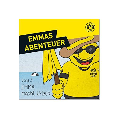 "BVB 16300600 Kinderbuch \""Emmas Abenteuer - Band 3: Emma macht Urlaub\"""