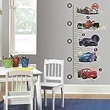 RoomMates 15850 - Disney Cars Messlatte als Wandtattoo/Sticker, geblistert, 71 x 132 cm
