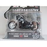 "Sons of Anarchy "" JAX "", 2003 Harley Davidson Dyna Super Glide Sport 1:18"