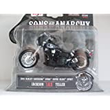 "Sons of Anarchy "" JAX "", 2003 Harley Davidson Dyna Super Glide Sport 1:18"
