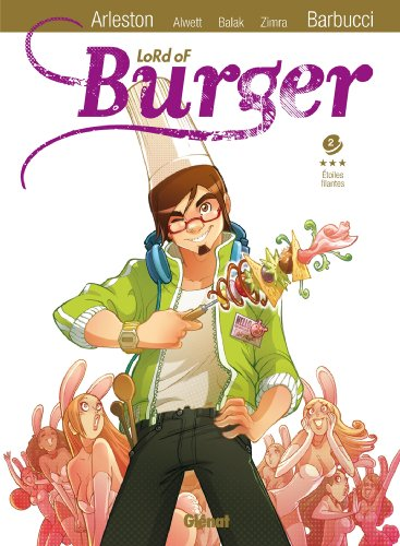 Lord of burger Vol.2