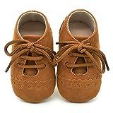 Zapatos de bebé, Zapatillas de bebé niño Anti-Slip Suave Suela de...