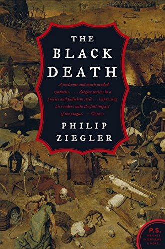 The Black Death (Harper Perennial Modern Classics) por Philip Ziegler