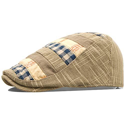Preisvergleich Produktbild shunlidas Hüte Dekorationen Hut,  Mann,  Dame,  Retro Kappe