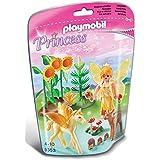 Playmobil Hadas - Figura de otoño con bebé Pegaso (5353)