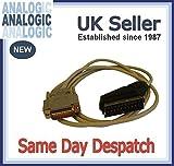 Amiga CD32Diskettenlaufwerk auf Scart TV oder Monitor Kabel/Blei