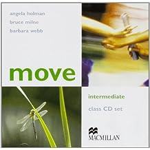Move Intermediate Class Audio CDs
