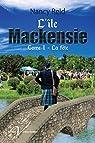 L'île Mackensie, tome 1 : La fête par Reid