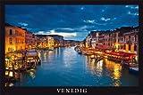 empireposter - Venedig - Canale Grande - Größe (cm), ca.
