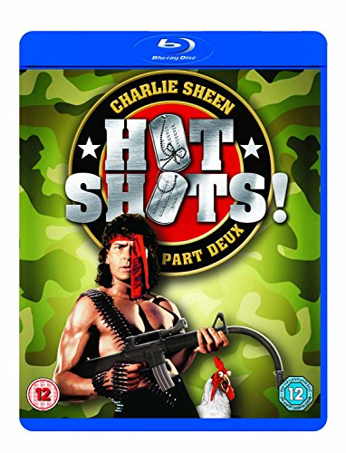 Bild von [UK-Import]Hot Shots Part Deux Blu-ray
