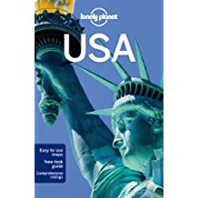 Lonely Planet USA, English edition