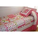 Colcha Boutí+Cuadrantes 1652 (180x260+1 cuadrante (para cama de 90))