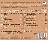 Intégrale /Vol.1 : Musique Pour Deux Pianos Et Pour Piano A Quatre Mains