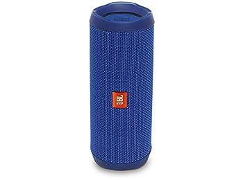 JBL Flip 4 Mavi Bluetooth Portable Stereo Speaker