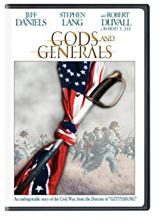 Gods and Generals by Jeff Daniels