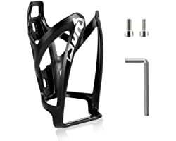 QINIFIFY Bike Water Bottle Cage, Lightweight Bike Bottle Holder Strong Bicycle Drink Cup Holders Cycling Kettle for Road, Mou