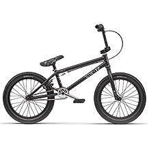"Wethepeople Curse 18"" 2016BMX Rad–Bicicleta de 18pulgadas, color negro mate"