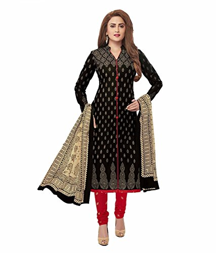Crazy Women's Cotton Dress Material Salwar Kameez for women Unstitched