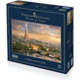 "Gibsons G6210 ""Paris City of Love"" Puzzle (1000 Teile)"