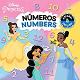 Best Disney Book In Spanishes - Numbers/Números (English-Spanish) (Disney Princess) (Disney Bilingual) Review