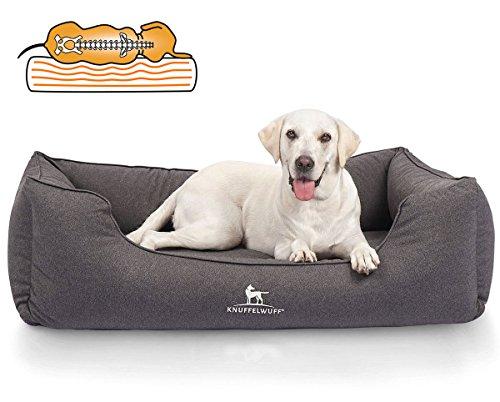 Knuffelwuff Orthopädisches Hundebett Ortho Hundebett Wasserabweisend Leon 10