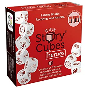 Zygomatic- Story Cubes Heroes, Color (ASMRSC33ML1)
