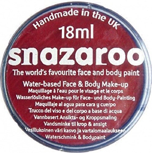 snazaroo-classic-face-and-body-paint-18-ml-individual-colour-burgundy-866