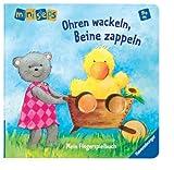 Ravensburger 04231 ministeps® Bücher Ohren wackeln,Beine zappel