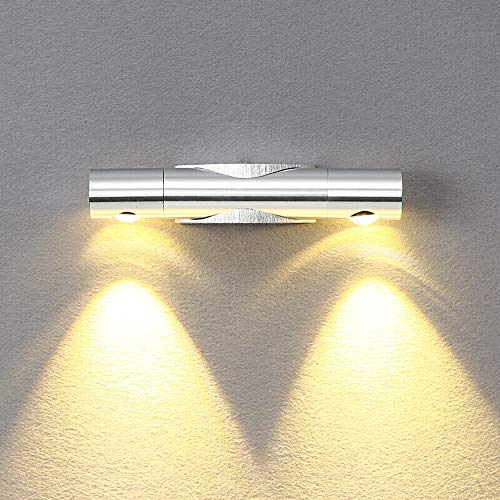 Lightess Apliques de Pared 6W