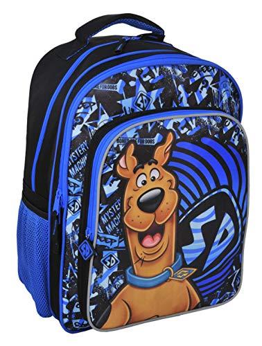 Paso Scooby DOO SDK-850 Lot de 2 Sacs à Dos d'écolier + Sac de Gym