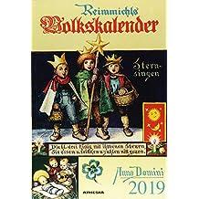 Reimmichls Volkskalender 2019: Ausgabe Südtirol