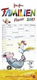Helme Heine Familienplaner - Kalender 2017
