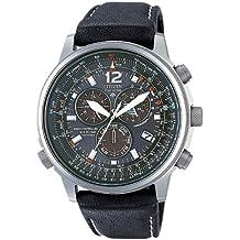 Citizen AS4050-01E - Reloj para hombres