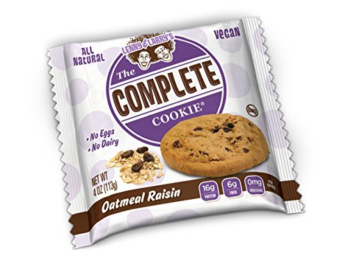 Lenny & Larry's, The Complete Cookie, Oatmeal