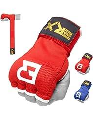 ERX Boxe Bandes Bandage MMA Sous Gants Protège Poignet Bande D'entrainement Thai INTÉRIEUR GANT
